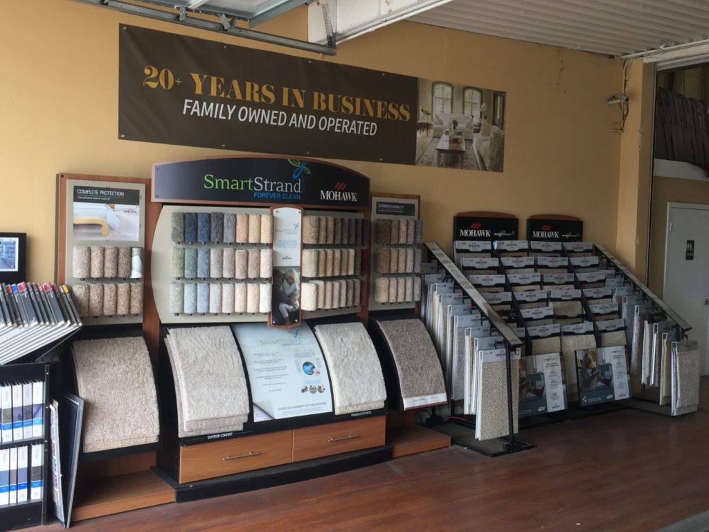 best local carpet store